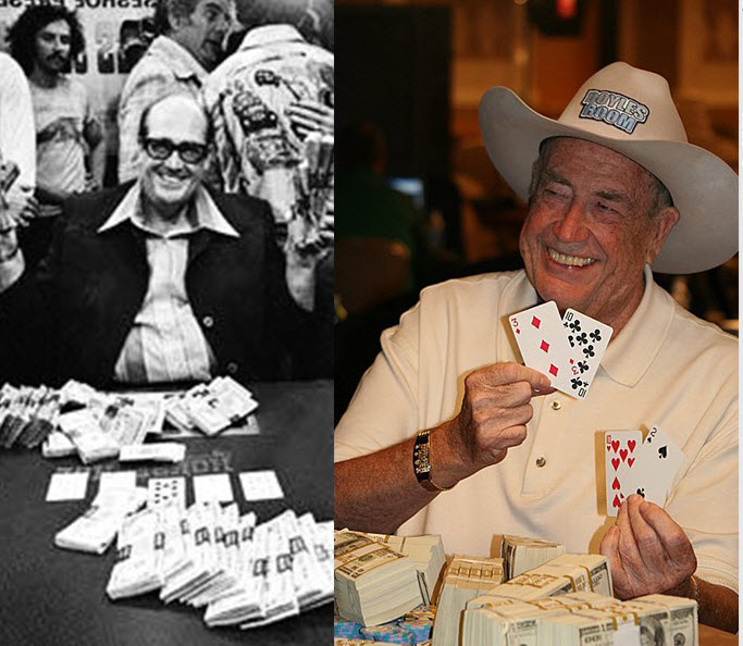 "Famous Poker Hands - ""Dead Man's Hand"" and ""Texas Dolly"""
